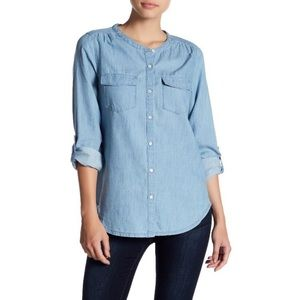 🔥 SALE Soft Joie | Chambray Shirt